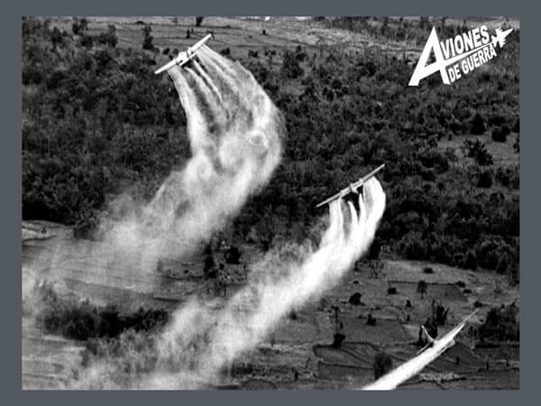 combate aereo en vietnam