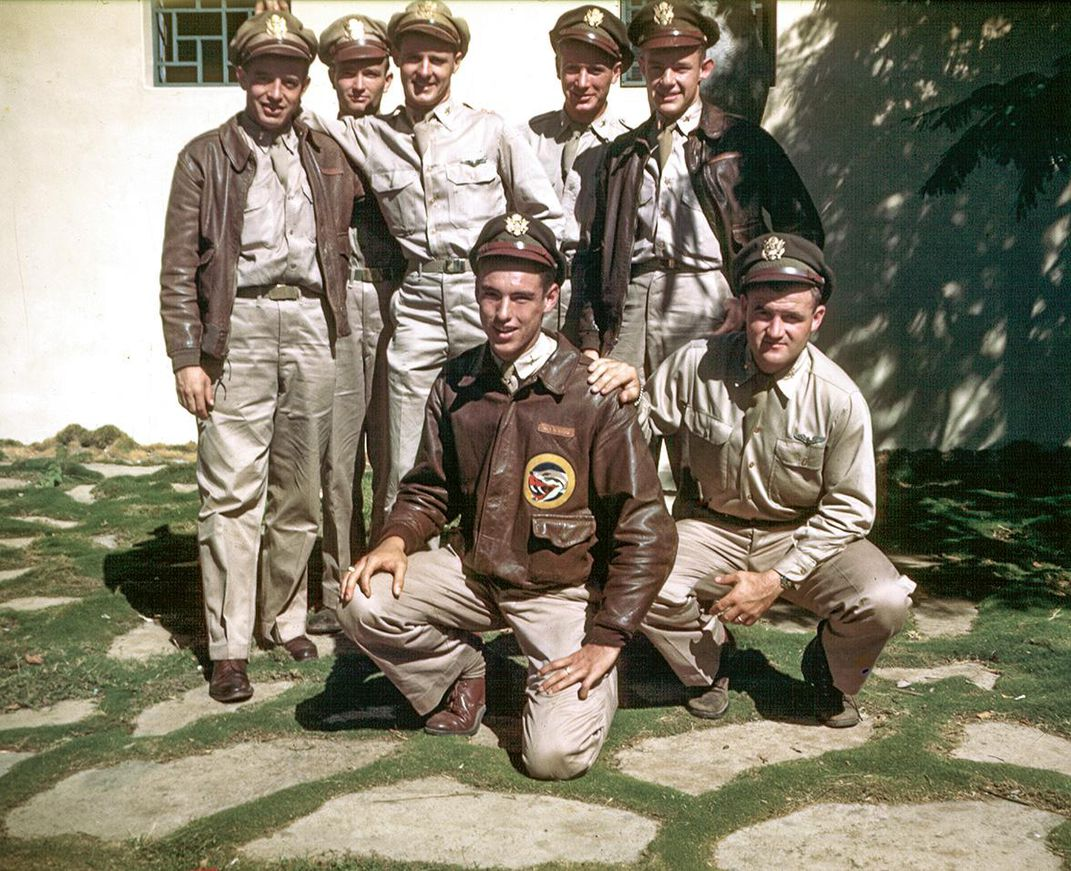 78th fighter squadron pilots