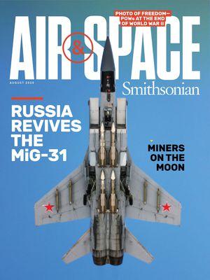 Vista previa de la miniatura del video 'Suscríbase ahora a la revista Air & Space
